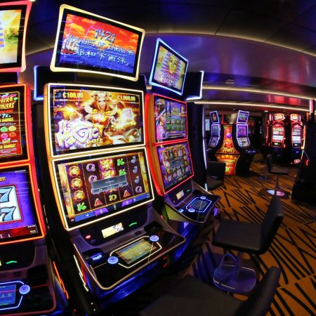 Basic information about slot machines.