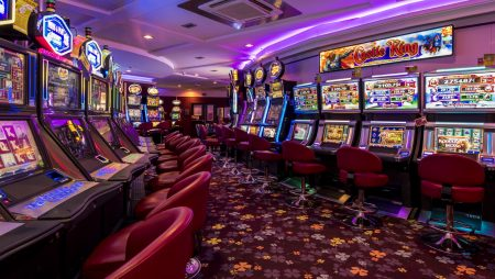 Deposits and withdrawals at the casino